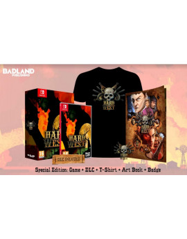 Hard West Collector's Edition PL SWITCH