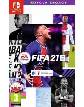 Fifa 21 PL SWITCH