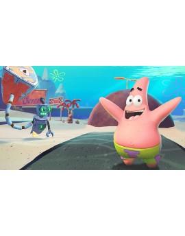 Spongebob SquarePants Battle for Bikini Bottom Rehydrated SWITCH