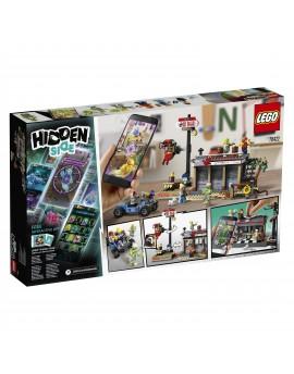 70422 LEGO® Hidden Side™ Kłopoty w restauracji