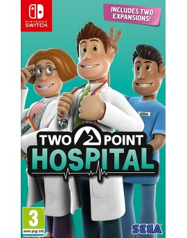 Two Point Hospital PL SWITCH