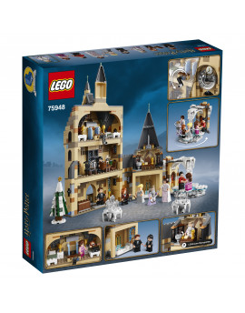 75948 LEGO® Harry Potter™ Wieża zegarowa na Hogwarcie™