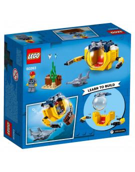 60263 LEGO® CITY Oceaniczna miniłódź podwodna