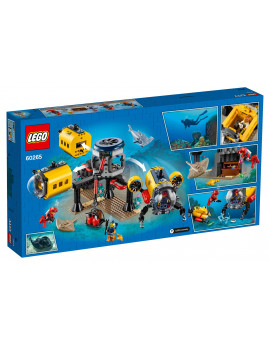 60265 LEGO® CITY Baza badaczy oceanu