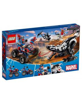 76151 LEGO® Marvel Super Heroes Starcie z Venomozaurem