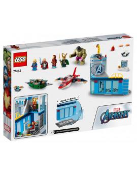76152 LEGO® Marvel Super Heroes Avengersi - Gniew Lokiego