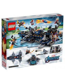 76153 LEGO® Marvel Super Heroes Avengers lotniskowiec