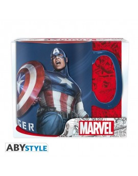 Marvel Kapitan Ameryka -...