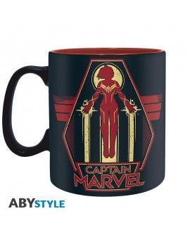 Marvel Kapitan Marvel Kubek 460 ml